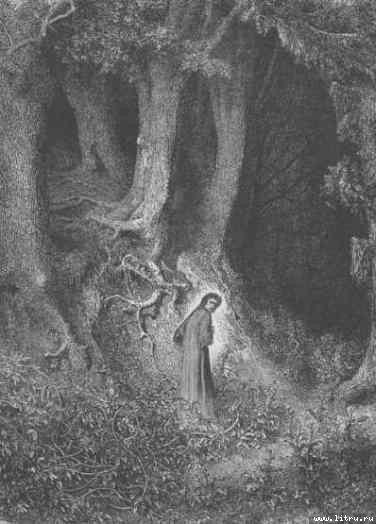 Читать Божественная комедия (илл. Доре) - Алигьери Данте ...