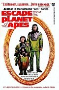 Книга Escape from the Planet of the Apes