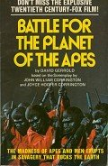 Книга Battle for the Planet of the Apes